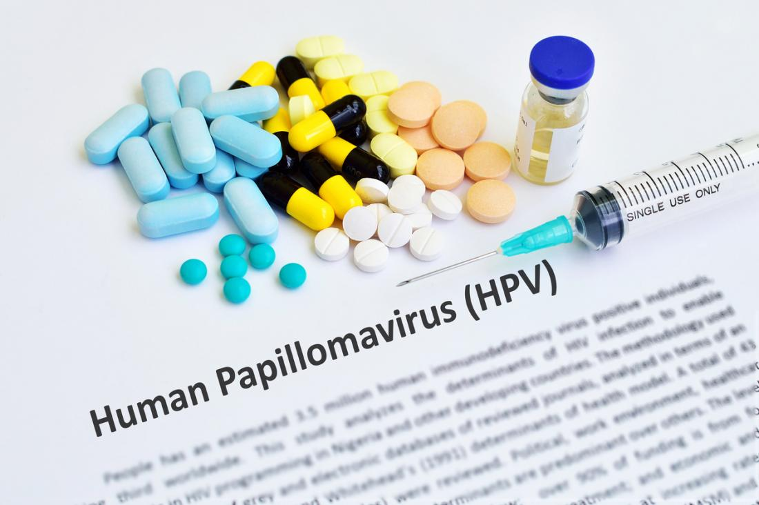 hpv treatment pills