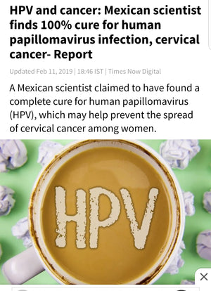 Human papillomavirus in the news. BREXMAS RESULTS