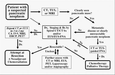 pancreatic cancer guidelines)