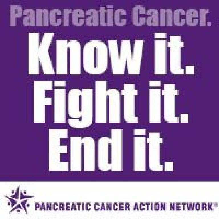 Pancreatic cancer volunteer