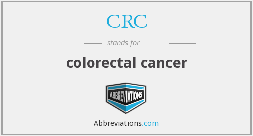 colorectal cancer abbreviation