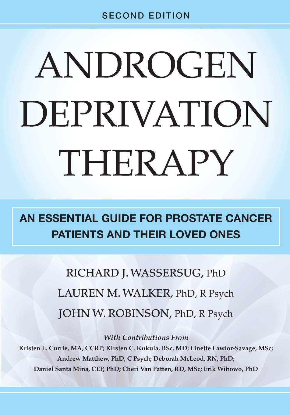 prostate cancer hormone deprivation therapy