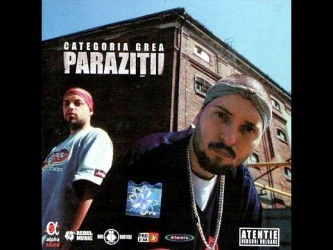 Parazitii - Intro (album arma Secreta)