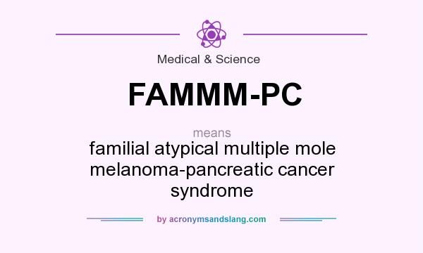 familial cancer syndrome means)