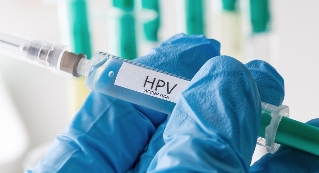 Hpv treatment pubmed.