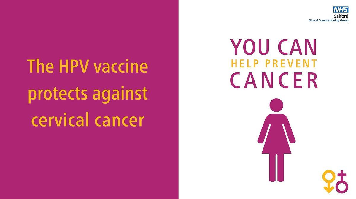hpv nhs vaccine