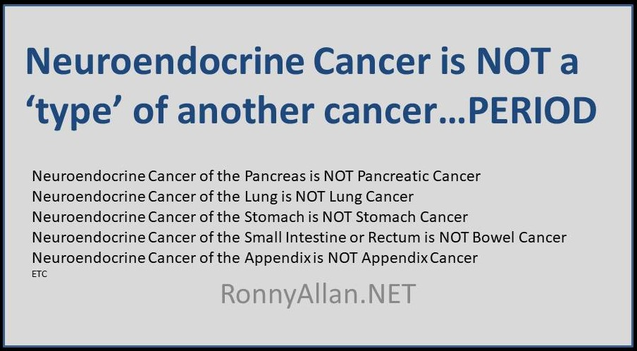 neuroendocrine cancer explained)