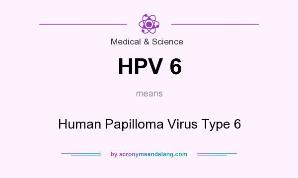 hpv definition medical)