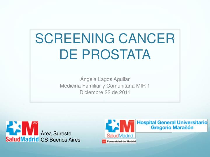 cancer de prostata ppt)