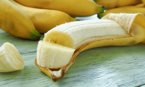 wart treatment banana peel