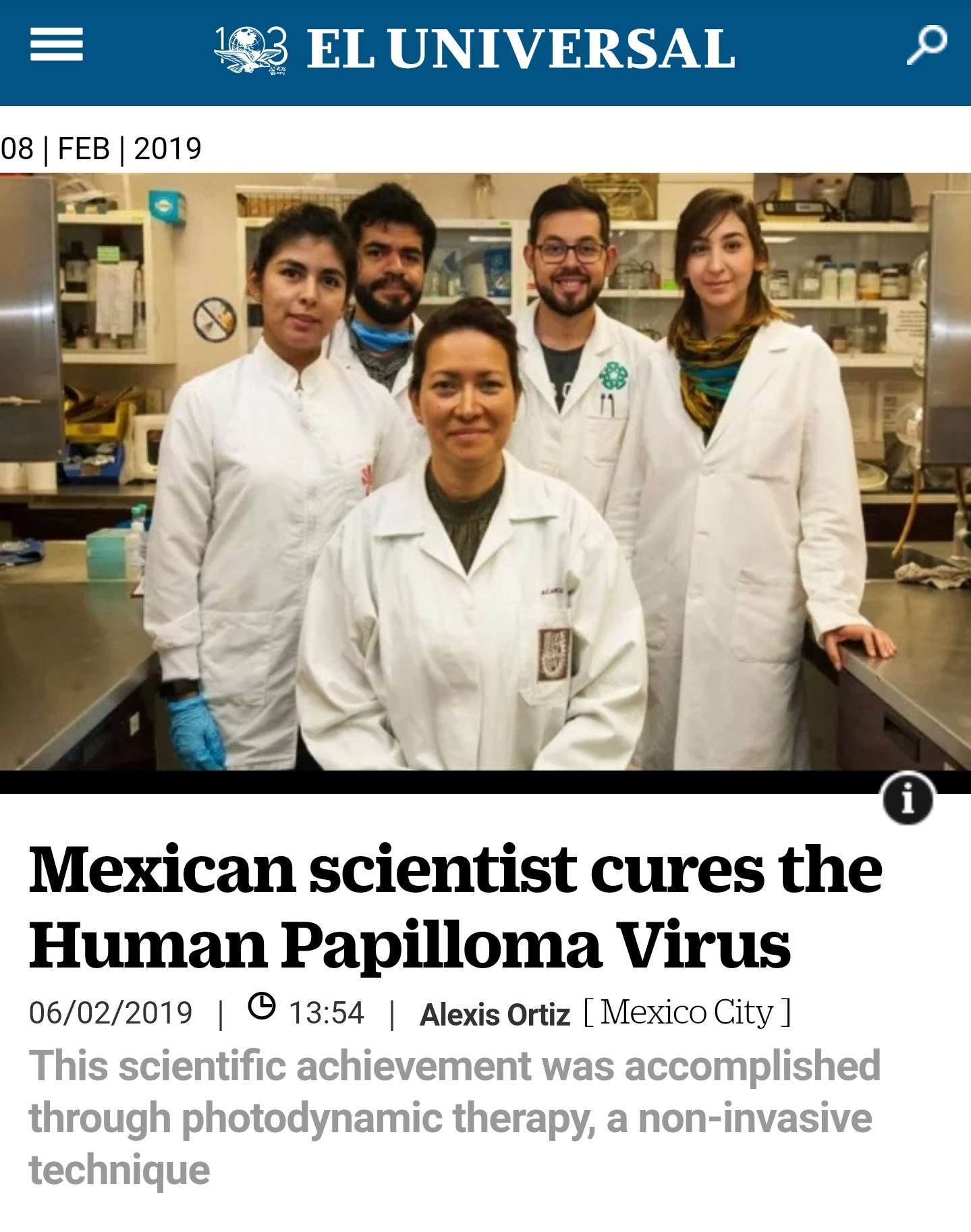 hpv cure mexican