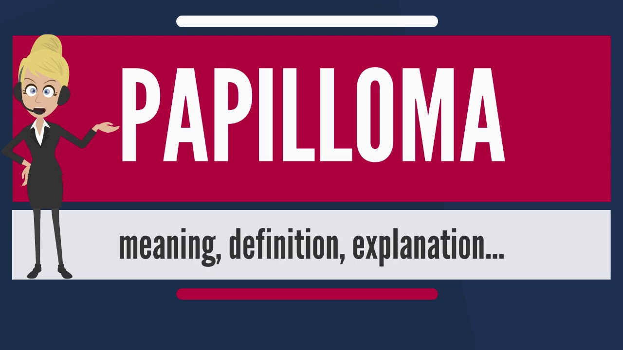 papilloma meaning in bengali
