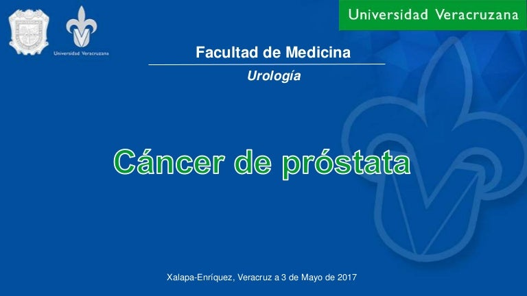 cancer de prostata ppt