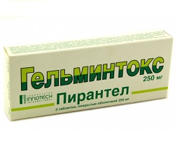 helmintox used for)