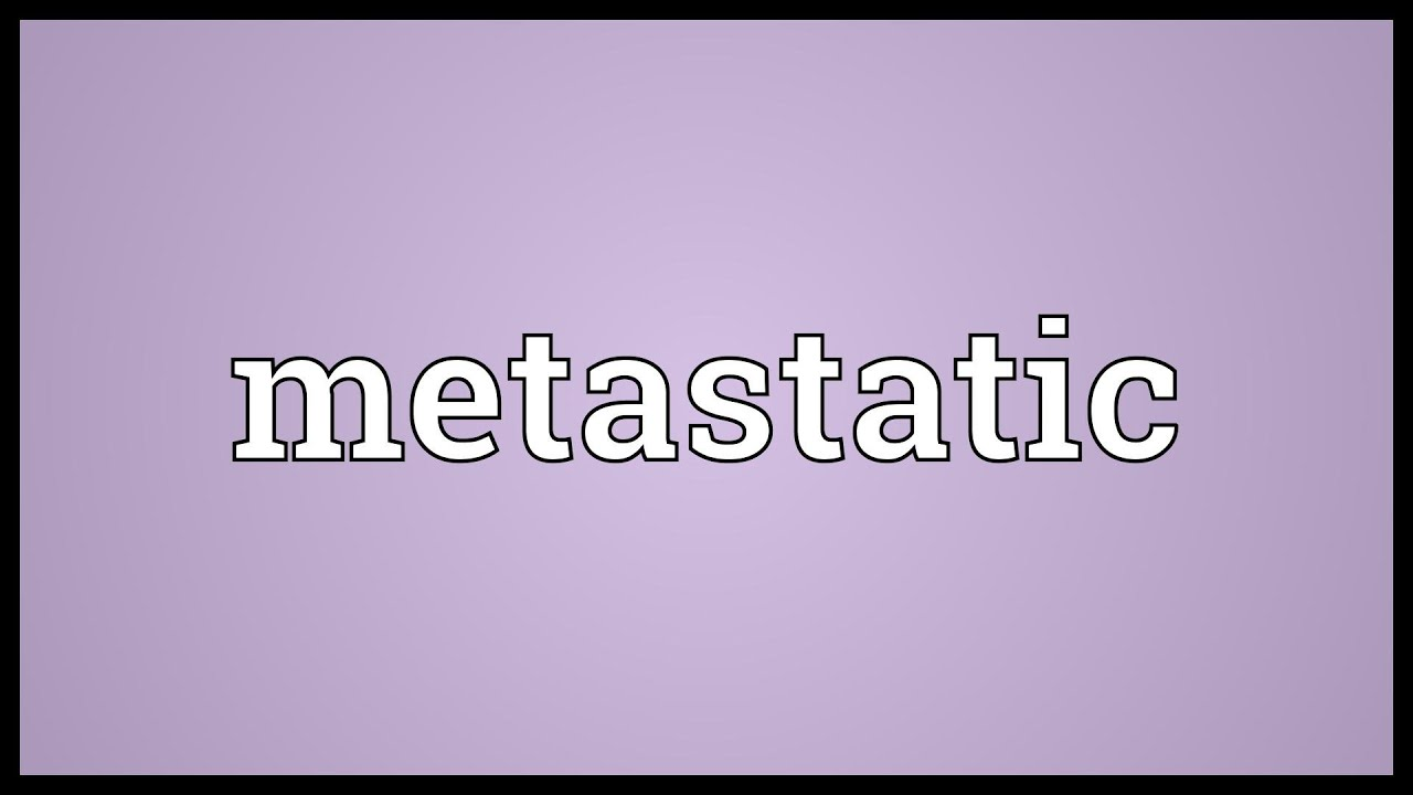 metastatic cancer meaning in marathi papilloma a nyelven