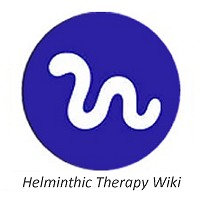 helminthic therapy anxiety)