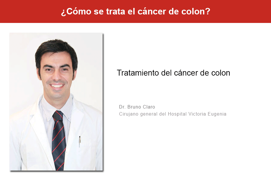 cancer colon laparoscopia)