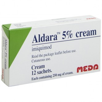 Aldara cream graceway pharmaceuticals Imiquimod cream for hpv