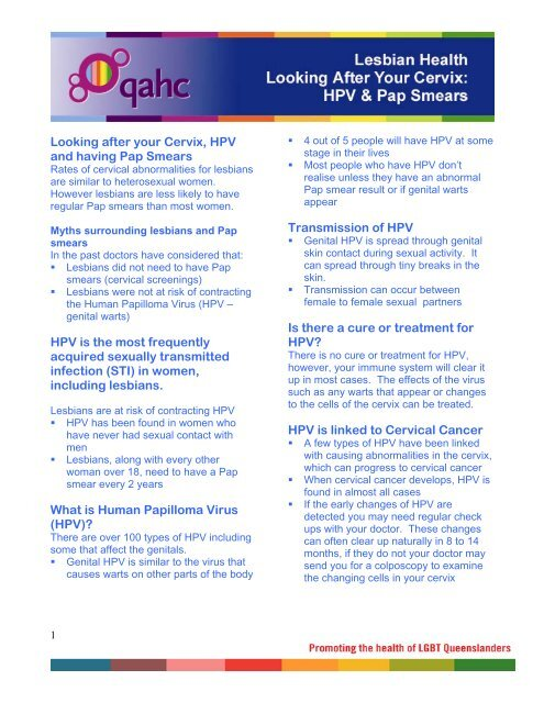 Hpv no warts abnormal pap,
