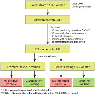 hpv lsil treatment