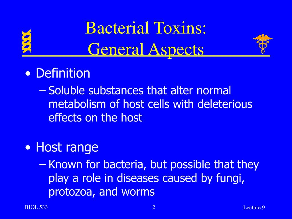 definition of toxine