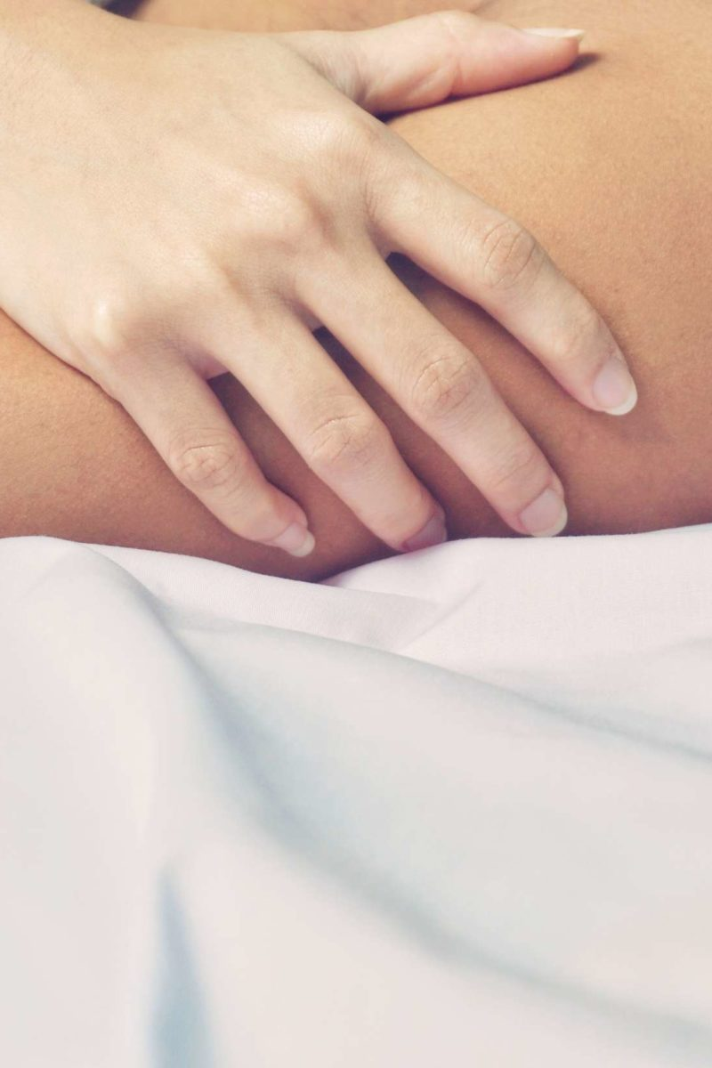 hpv type that causes genital warts